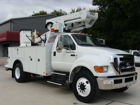 2011 Ford F-750 Super Duty for sale in Houston, TX