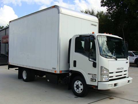 2011 Isuzu NPR-HD for sale in Houston, TX