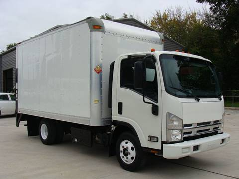 2011 Isuzu NPR for sale in Houston, TX