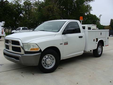 2010 Dodge Ram Chassis 2500