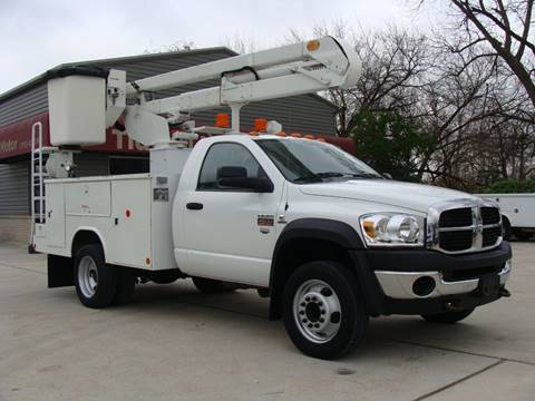 2010 Dodge Ram Chassis 4500 for sale at TIDWELL MOTOR in Houston TX