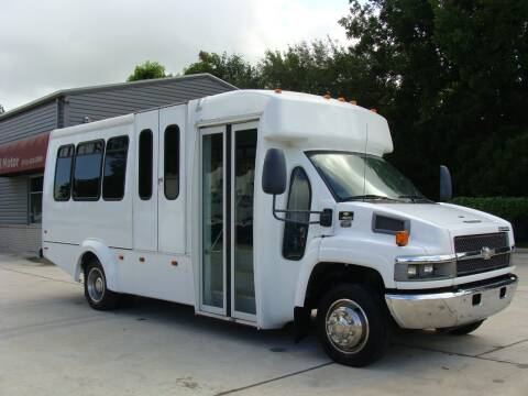 2007 Chevrolet C4500 for sale at TIDWELL MOTOR in Houston TX