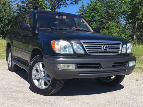 2003 Lexus LX 470 for sale in Chicago, IL