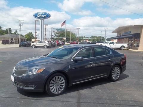 2014 Lincoln MKS for sale in Winamac, IN