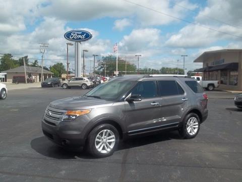 2013 Ford Explorer for sale in Winamac, IN