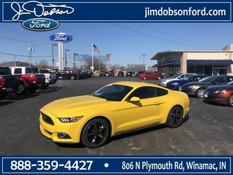 2015 Ford Mustang for sale in Winamac, IN