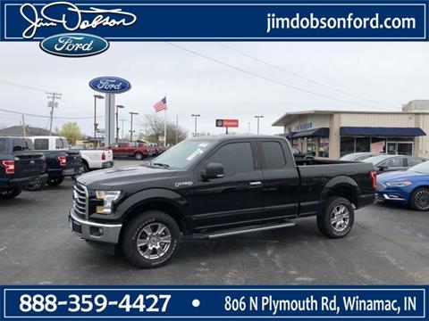 2017 Ford F-150 for sale in Winamac, IN