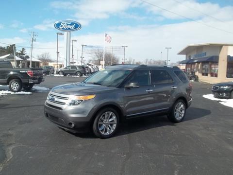 2011 Ford Explorer for sale in Winamac, IN