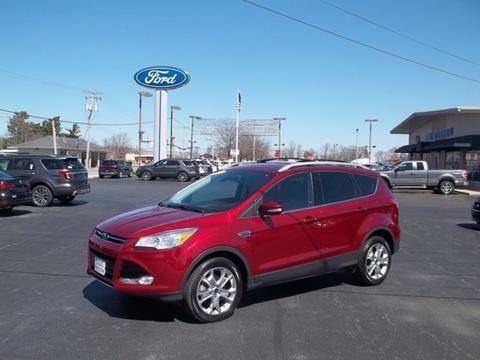 2015 Ford Escape for sale in Winamac, IN