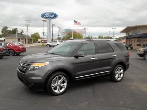 2015 Ford Explorer for sale in Winamac, IN