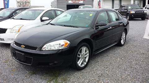 2014 Chevrolet Impala Limited for sale in Piney Flats, TN