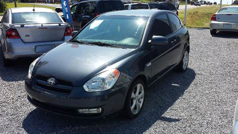 2008 Hyundai Accent for sale in Piney Flats, TN