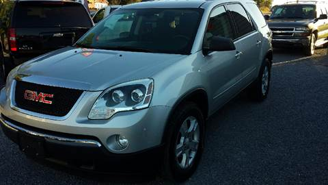 2012 GMC Acadia for sale in Piney Flats, TN