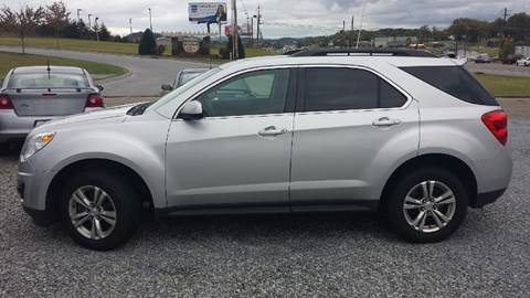 2010 Chevrolet Equinox for sale in Piney Flats, TN