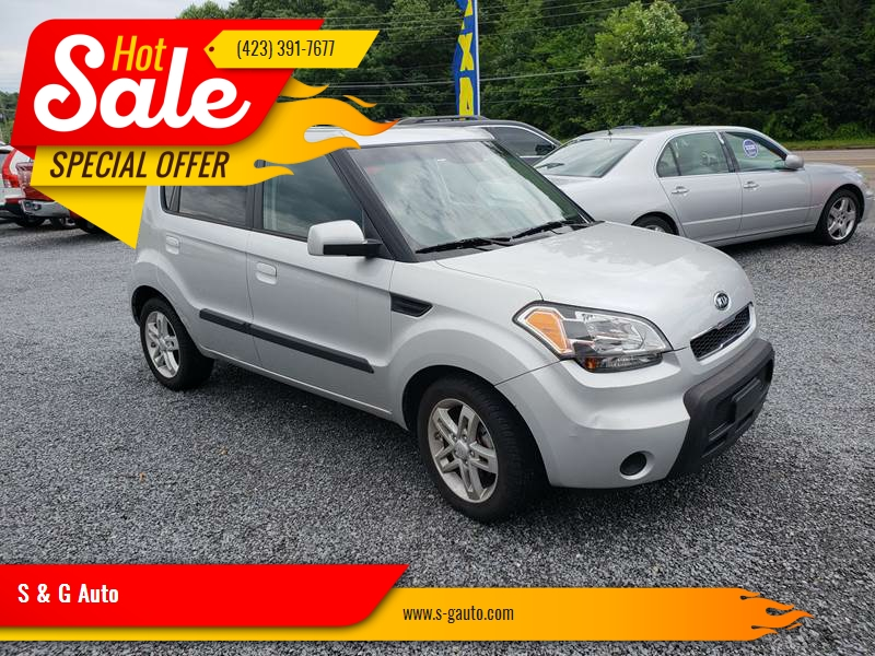 2010 Kia Soul For Sale At S U0026 G Auto In Piney Flats TN