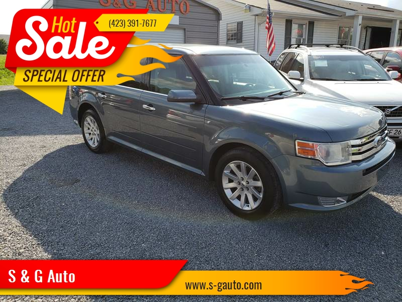 Ford Flex For Sale At S G Auto In Piney Flats Tn