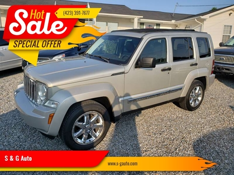 2009 Jeep Liberty for sale in Piney Flats, TN
