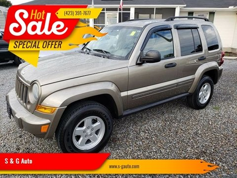 2007 Jeep Liberty for sale in Piney Flats, TN