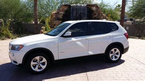 2011 BMW X3 for sale in Mesa AZ