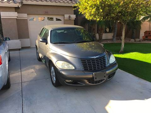 2005 Chrysler PT Cruiser for sale in Mesa, AZ