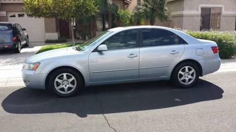 2006 Hyundai Sonata for sale in Mesa AZ