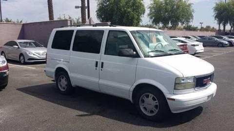2004 GMC Safari for sale in Mesa, AZ