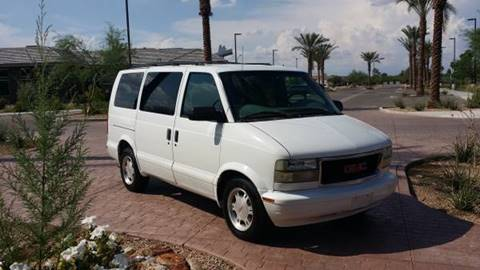 2004 GMC Safari for sale in Mesa, AZ