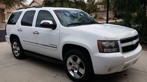 2009 Chevrolet Tahoe for sale in Mesa, AZ