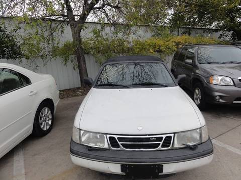 1996 Saab 900 for sale in Dallas, TX