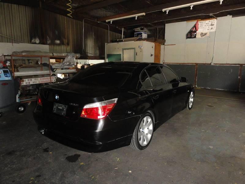 2006 BMW 5 Series 530i 4dr Sedan - Dallas TX