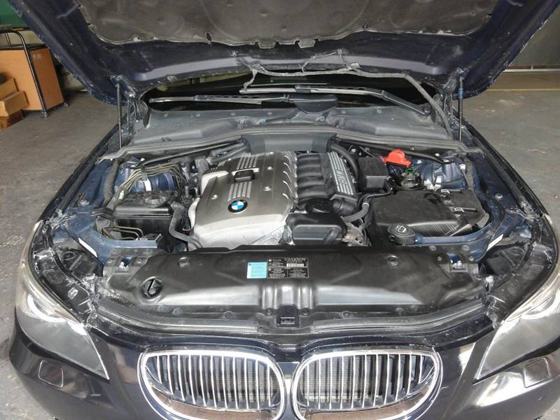 2007 BMW 5 Series 525i 4dr Sedan - Dallas TX