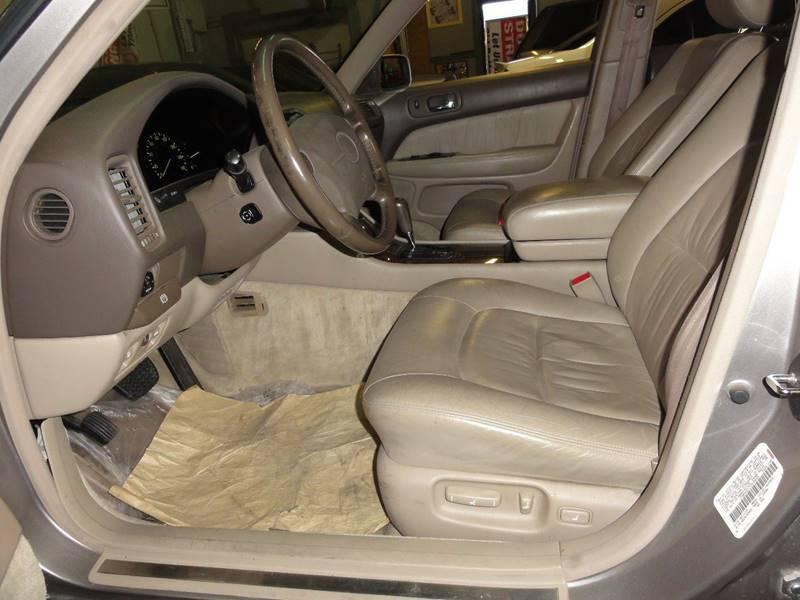 1996 Lexus LS 400 4dr Sedan - Dallas TX