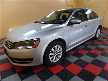 2013 Volkswagen Passat for sale in Lancaster, PA