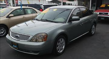 2007 Ford Five Hundred for sale in Oakdale, CA