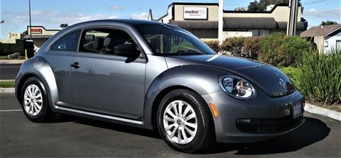 2012 Volkswagen Beetle for sale in Oakdale, CA