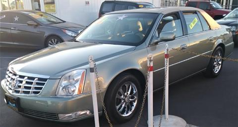 2007 Cadillac DTS for sale in Oakdale, CA