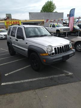 2007 Jeep Liberty for sale in Oakdale, CA