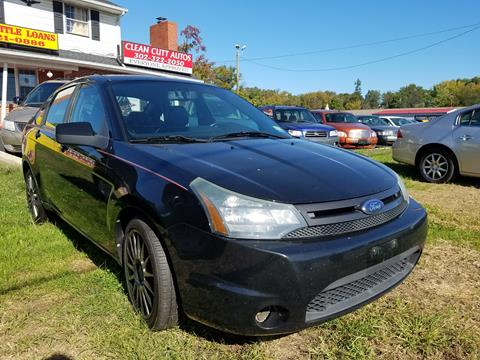 2010 Ford Focus for sale in New Castle, DE