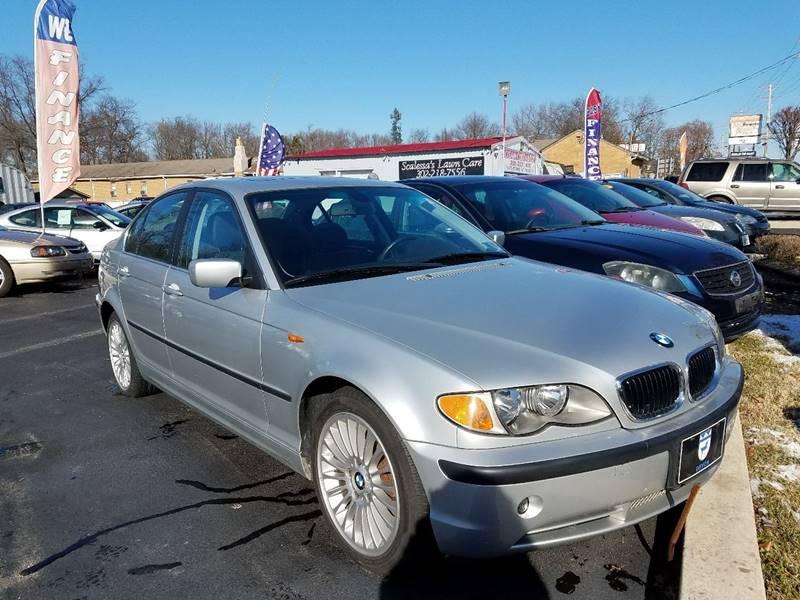 BMW 3 Series 2003 330xi AWD 4dr Sedan