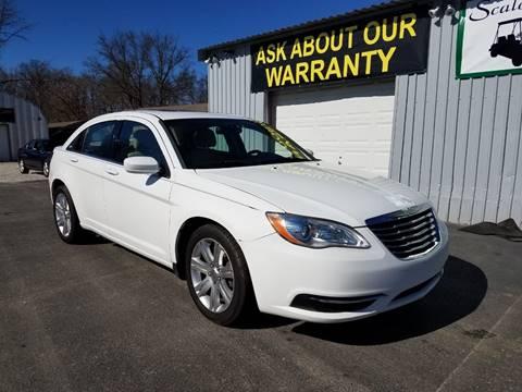 2012 Chrysler 200 for sale in New Castle, DE