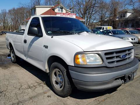 2002 Ford F-150 for sale in New Castle, DE
