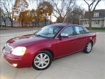 2007 Ford Five Hundred for sale in Monticello, IA