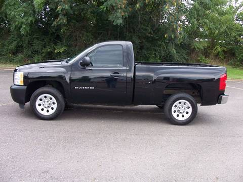 2011 Chevrolet Silverado 1500 for sale at Stewart's Auto Sales in Arkadelphia AR