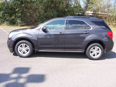 2013 Chevrolet Equinox for sale at Stewart's Auto Sales in Arkadelphia AR