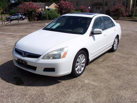 2007 Honda Accord for sale at Stewart's Auto Sales in Arkadelphia AR