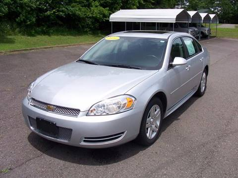 2014 Chevrolet Impala Limited for sale at Stewart's Auto Sales in Arkadelphia AR