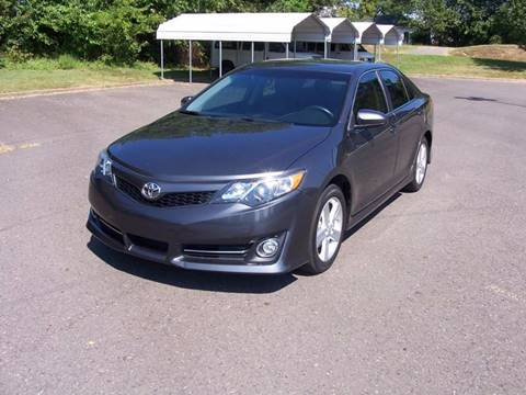 2013 Toyota Camry for sale at Stewart's Auto Sales in Arkadelphia AR