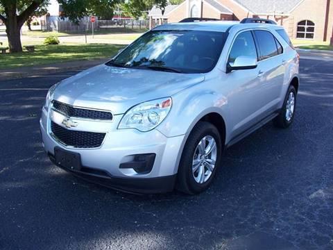 2014 Chevrolet Equinox for sale at Stewart's Auto Sales in Arkadelphia AR