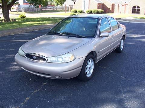 1999 Ford Contour for sale at Stewart's Auto Sales in Arkadelphia AR