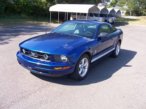 2008 Ford Mustang for sale at Stewart's Auto Sales in Arkadelphia AR